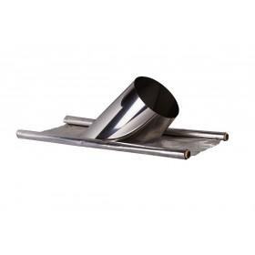 Dakdoorvoer Loodslab 36-45 graden 150 mm