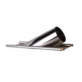 Dakdoorvoer Loodslab 46-60 graden 180 mm