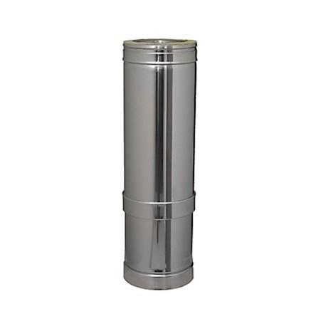 Telescooppijp L: 350-530 mm