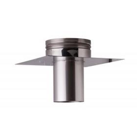 Vertrekplaat met verloop EW-DW 35 mm 150 mm