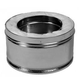 T-stuk deksel 35 mm 180 mm