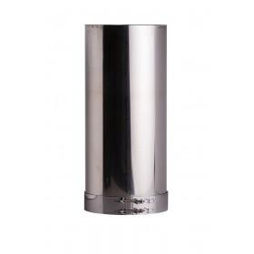 Wanddoorvoer met nisbus L: 440 mm 180 mm