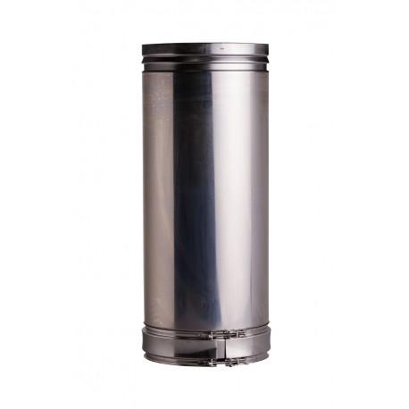 Wanddoorvoer met nisbus L: 250 mm 180 mm