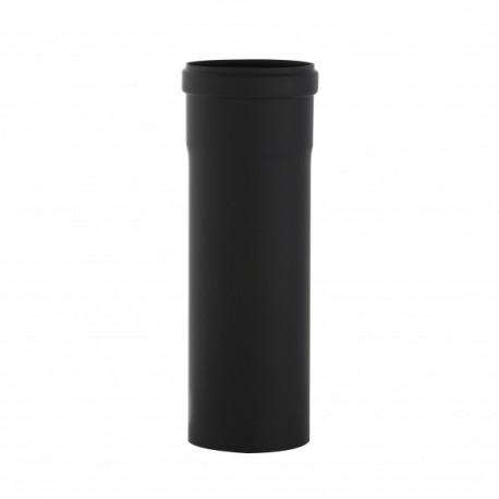 Pelletkachelpijp L: 250 mm D: 80 mm