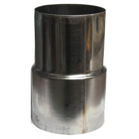 Adapter voor flexibele pijp 120 mm