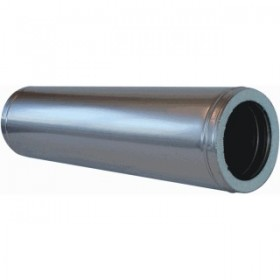 Wanddoorvoer L: 44 cm 130 mm