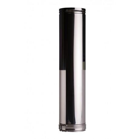 Rechte pijp L: 100cm 130 mm