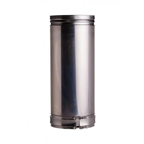 Wanddoorvoer met nisbus L: 200 mm ø130 mm